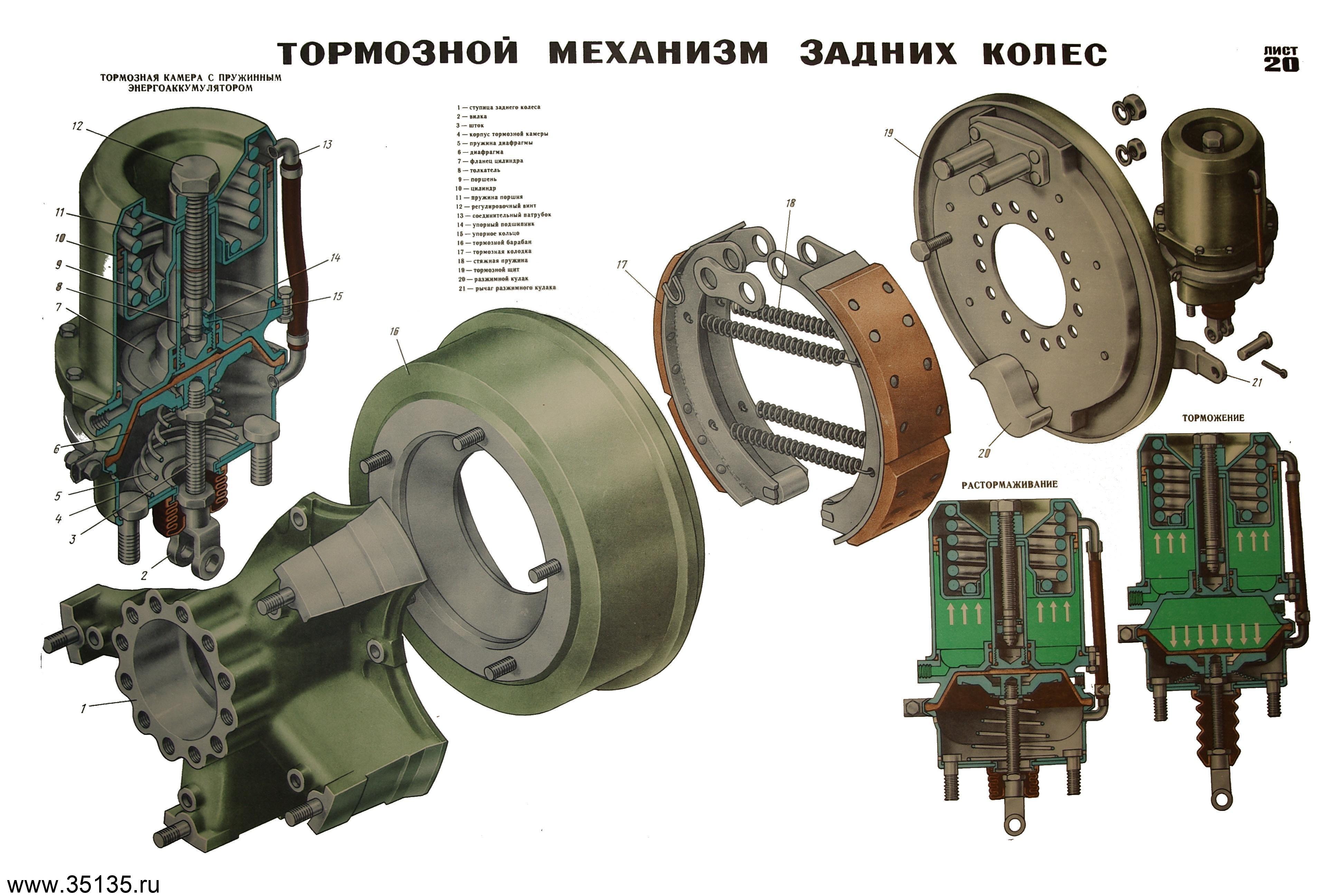камаз 4310 электрическая принципиальная схема